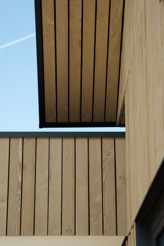 prefab houtskeletbouw Barentsz huis