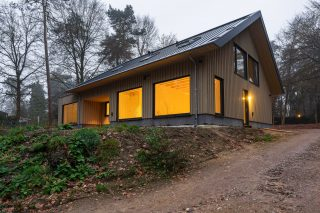 Barentsz houtskeletbouw Oosterbeek